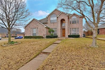 Mansfield Single Family Home For Sale: 2201 Hodges Place