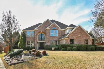 Flower Mound Single Family Home For Sale: 1901 Walden Court
