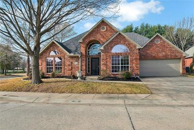 McKinney Single Family Home For Sale: 712 Harvest Drive