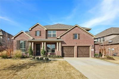 Prosper Single Family Home For Sale: 340 Evening Sun Drive