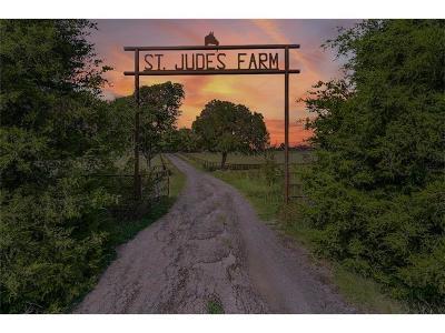 Farm & Ranch For Sale: 1165 E Lucas Road