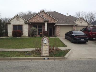Sherman Single Family Home For Sale: 221 Hilre Drive