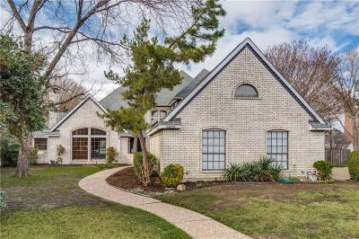 Plano Single Family Home For Sale: 6605 Turtle Point Drive