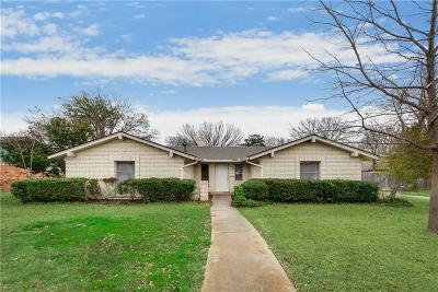 Mesquite Single Family Home For Sale: 1316 Meadowcrest Drive
