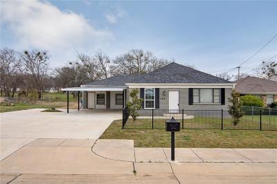 Tarrant County Single Family Home For Sale: 302 Gammil Street