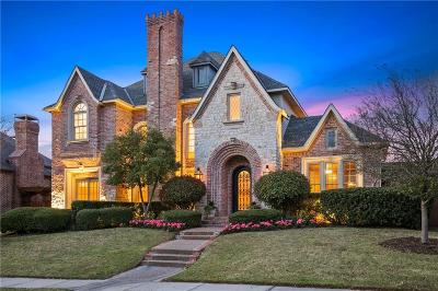 Frisco Single Family Home Active Option Contract: 5302 Northshore Drive