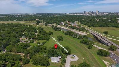 Fort Worth Single Family Home For Sale: 4312 Rockwood Drive