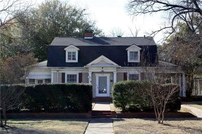 Corsicana Single Family Home Active Contingent: 116 S 30th Street