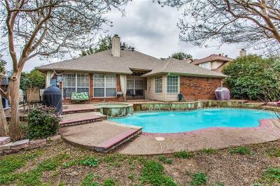 Grapevine Single Family Home For Sale: 4310 Greenwood Lane