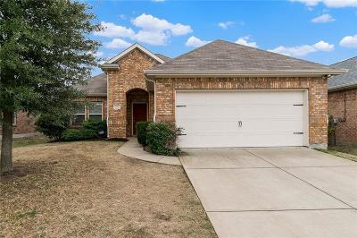 Frisco Single Family Home Active Option Contract: 12512 Coral Drive