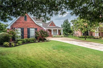 Flower Mound Single Family Home Active Option Contract: 5304 Beacon Court