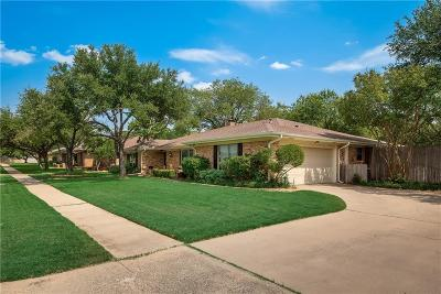 Pantego Single Family Home For Sale: 3304 Country Club Road