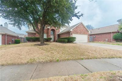 Keller Single Family Home For Sale: 620 Cottonwood Trail