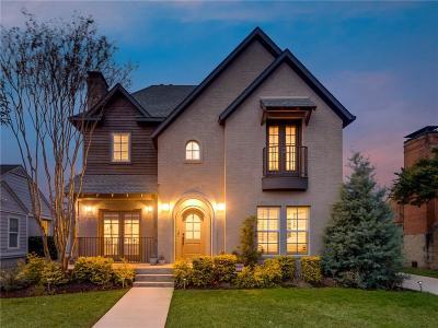 Dallas County Single Family Home For Sale: 6055 Penrose Avenue