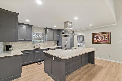 Plano Single Family Home Active Option Contract: 2601 Kelsey Court