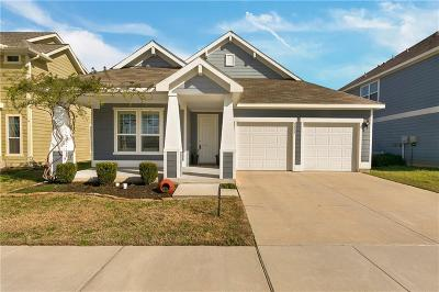 Denton Single Family Home For Sale: 2404 Bray Village Drive