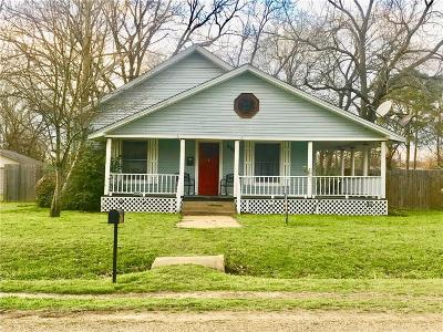 Hubbard Single Family Home For Sale: 600 NW 2nd Street
