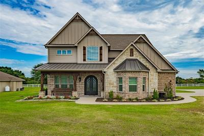 Canton TX Single Family Home For Sale: $500,000