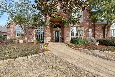 Southlake Single Family Home Active Option Contract: 704 Aberdeen Way