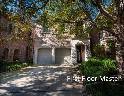 Dallas County Single Family Home For Sale: 7323 Hill Forest Drive