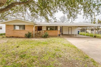Young County Single Family Home For Sale: 1206 S Rodgers Drive