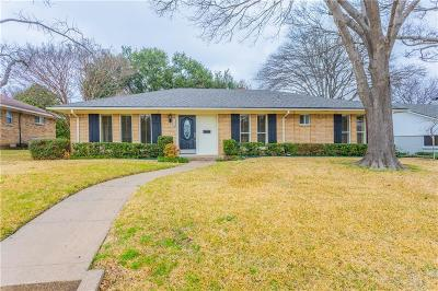 Richardson Single Family Home For Sale: 402 Lawndale Drive