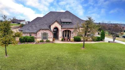 Haslet Single Family Home Active Option Contract: 416 Lonesome Prairie Trail