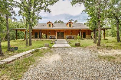 Poolville Farm & Ranch For Sale: 189 County Road 3855