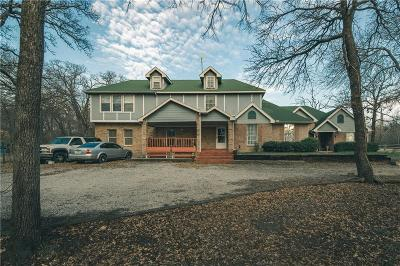 Weatherford Single Family Home For Sale: 7517 E Gumm Court