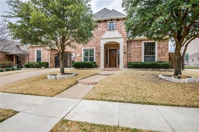 Frisco Single Family Home For Sale: 4448 Limerick Lane