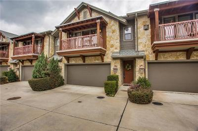 Park Cities Twnhms Amd Townhouse For Sale: 5125 Dillard Lane