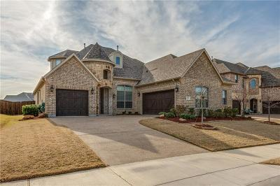 Rockwall Single Family Home For Sale: 945 Pleasant View Drive