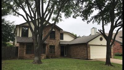 Grapevine Single Family Home For Sale: 2022 Willowood Drive