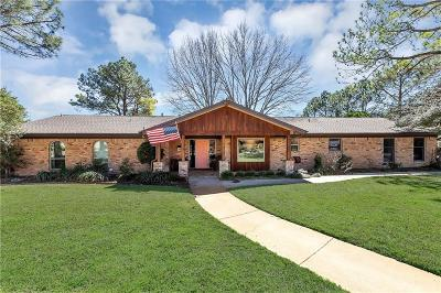 Tarrant County Single Family Home For Sale: 309 Timberline Drive S