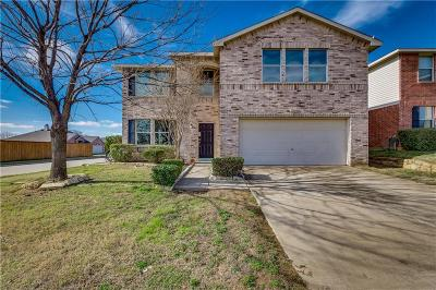 Denton Single Family Home For Sale: 3203 Breton Drive