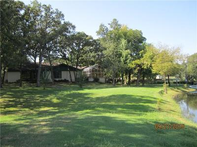 Archer County, Baylor County, Clay County, Jack County, Throckmorton County, Wichita County, Wise County Single Family Home For Sale: 300 Country Club Road