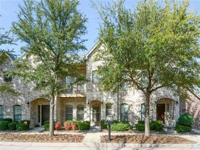 Frisco TX Townhouse For Sale: $315,000