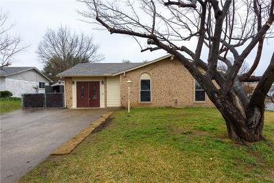 Denton Single Family Home For Sale: 1427 Woodford Court