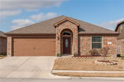 Azle Single Family Home For Sale: 608 Cameron Way