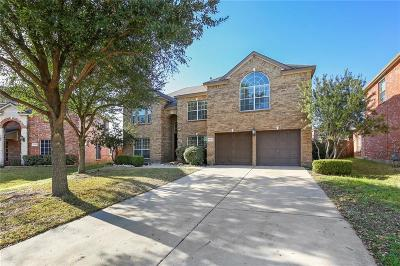 Rowlett Single Family Home For Sale: 9505 Mickelson Drive