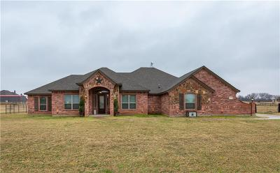 Springtown Single Family Home Active Option Contract: 112 Remington Park Drive