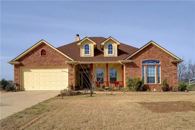 Springtown Single Family Home For Sale: 809 Dove Trail
