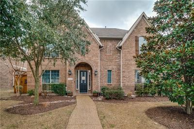 Frisco Single Family Home For Sale: 11839 Stephenville Drive