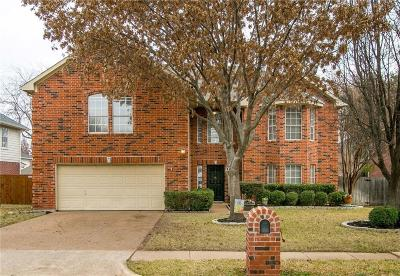 Flower Mound Single Family Home For Sale: 2248 Warrington Avenue