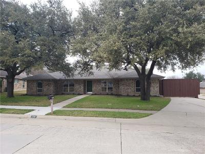 Plano Single Family Home For Sale: 3401 Bonniebrook Drive