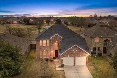 Rowlett Single Family Home For Sale: 10010 Links Fairway Drive