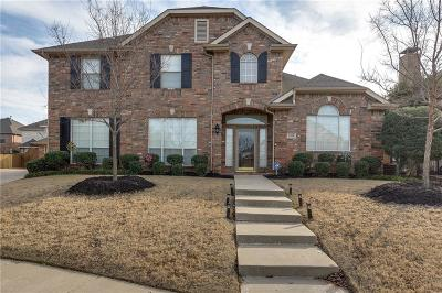 Keller Single Family Home For Sale: 1818 Falcon Drive