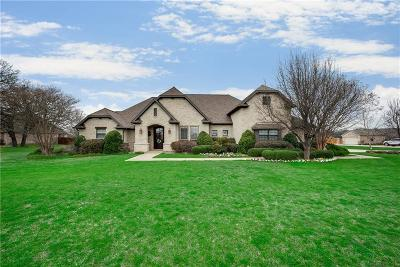 Kaufman Single Family Home Active Option Contract: 1099 S Bend Drive