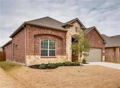 Frisco Single Family Home Active Option Contract: 3720 Blessington Drive