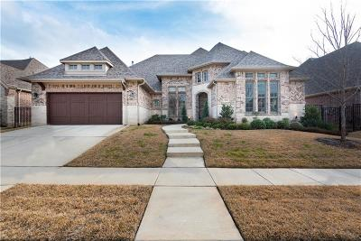 Keller Single Family Home For Sale: 2832 Torino Trail
